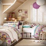 Интерьер детской комнаты для девочки - фото пример 025