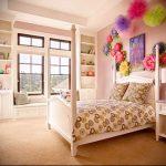 Интерьер детской комнаты для девочки - фото пример 036