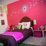 Интерьер детской комнаты для девочки - фото пример 041