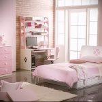 Интерьер детской комнаты для девочки - фото пример 049