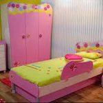 Интерьер детской комнаты для девочки - фото пример 056