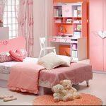 Интерьер детской комнаты для девочки - фото пример 062