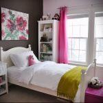 Интерьер детской комнаты для девочки - фото пример 063
