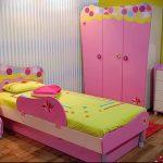 Интерьер детской комнаты для девочки - фото пример 063 1231