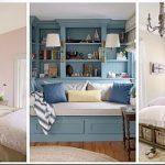 Интерьер детской комнаты для девочки - фото пример 068