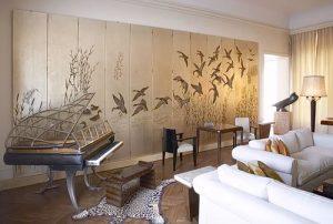 Фото Декоративное искусство в интерьере - 18052017 - пример - 001 Decorative art