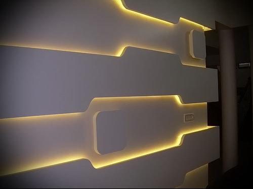 Фото Декоративный свет в интерьере - 20052017 - пример - 011 Decorative light in the int