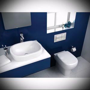 Фото Интерьер ванной комнаты совмещенной с туалетом - 22052017 - пример - 001