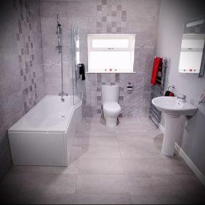 Фото Интерьер ванной комнаты совмещенной с туалетом - 22052017 - пример - 004