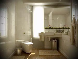 Фото Интерьер ванной комнаты совмещенной с туалетом - 22052017 - пример - 005