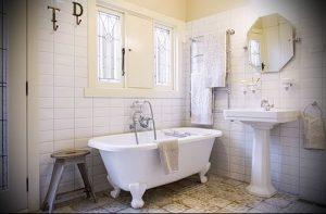 Фото Интерьер ванной комнаты совмещенной с туалетом - 22052017 - пример - 006