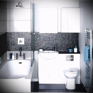 Фото Интерьер ванной комнаты совмещенной с туалетом - 22052017 - пример - 009