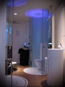 Фото Интерьер ванной комнаты совмещенной с туалетом - 22052017 - пример - 010 2342
