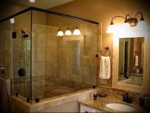Фото Интерьер ванной комнаты совмещенной с туалетом - 22052017 - пример - 012