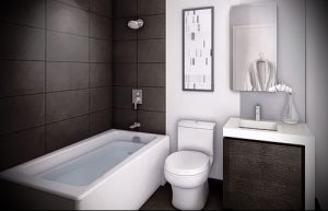 Фото Интерьер ванной комнаты совмещенной с туалетом - 22052017 - пример - 013