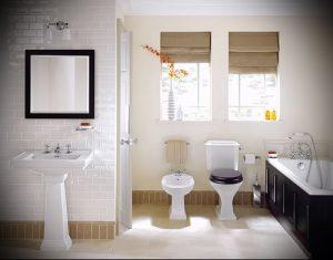 Фото Интерьер ванной комнаты совмещенной с туалетом - 22052017 - пример - 015