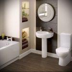 Фото Интерьер ванной комнаты совмещенной с туалетом - 22052017 - пример - 020