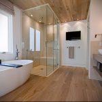 Фото Интерьер ванной комнаты совмещенной с туалетом - 22052017 - пример - 024