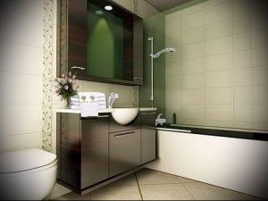 Фото Интерьер ванной комнаты совмещенной с туалетом - 22052017 - пример - 025