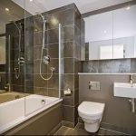 Фото Интерьер ванной комнаты совмещенной с туалетом - 22052017 - пример - 029
