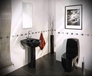 Фото Интерьер ванной комнаты совмещенной с туалетом - 22052017 - пример - 039