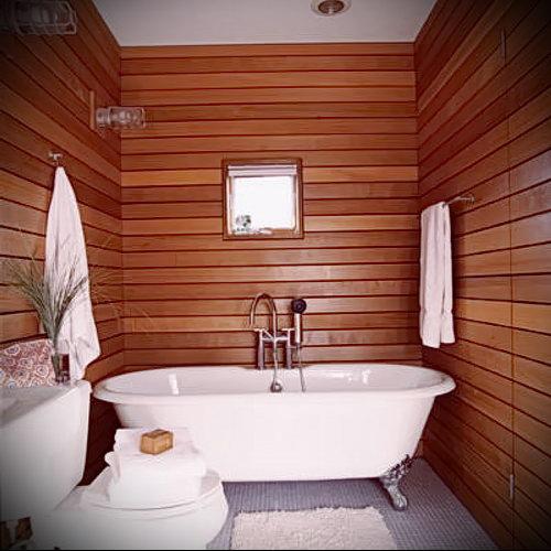Фото Интерьер ванной комнаты совмещенной с туалетом - 22052017 - пример - 040