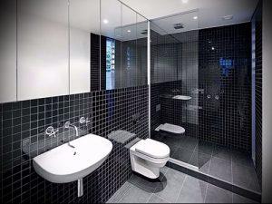 Фото Интерьер ванной комнаты совмещенной с туалетом - 22052017 - пример - 041