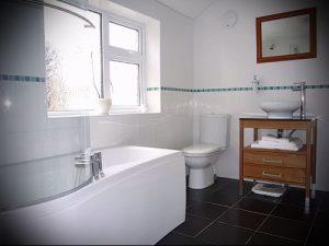 Фото Интерьер ванной комнаты совмещенной с туалетом - 22052017 - пример - 042