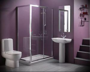 Фото Интерьер ванной комнаты совмещенной с туалетом - 22052017 - пример - 042 234