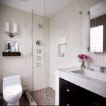 Фото Интерьер ванной комнаты совмещенной с туалетом - 22052017 - пример - 044