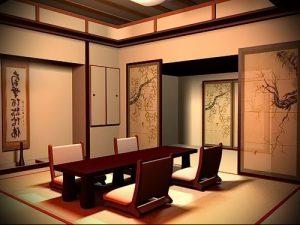 Фото Интерьер гостиной в японском стиле - 29052017 - пример - 016 Japanese style