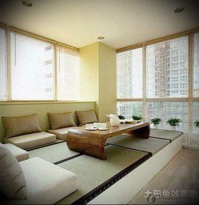 Фото Интерьер гостиной в японском стиле - 29052017 - пример - 017 Japanese style