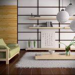 Фото Интерьер гостиной в японском стиле - 29052017 - пример - 026 Japanese style