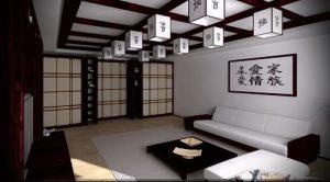 Фото Интерьер гостиной в японском стиле - 29052017 - пример - 039 Japanese style
