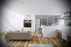 Фото Интерьер гостиной в японском стиле - 29052017 - пример - 046 Japanese style