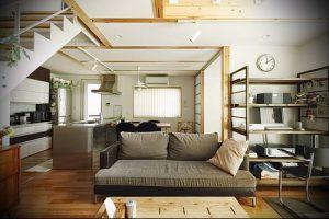 Фото Интерьер гостиной в японском стиле - 29052017 - пример - 050 Japanese style