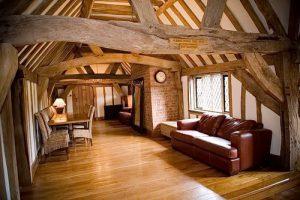 Фото Интерьер деревенского дома - 22052017 - пример - 001 Interior of a country house