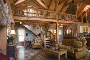 Фото Интерьер деревенского дома - 22052017 - пример - 004 Interior of a country house