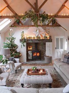 Фото Интерьер деревенского дома - 22052017 - пример - 006 Interior of a country house 242