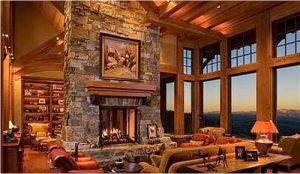 Фото Интерьер деревенского дома - 22052017 - пример - 008 Interior of a country house