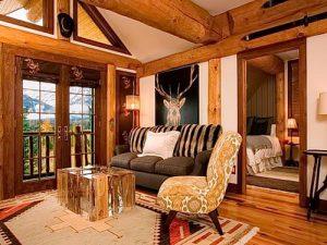 Фото Интерьер деревенского дома - 22052017 - пример - 011 Interior of a country house