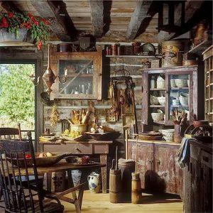 Фото Интерьер деревенского дома - 22052017 - пример - 015 Interior of a country house 2342