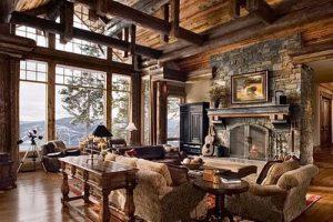 Фото Интерьер деревенского дома - 22052017 - пример - 027 Interior of a country house
