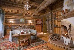 Фото Интерьер деревенского дома - 22052017 - пример - 047 Interior of a country house