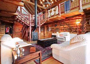 Фото Интерьер деревенского дома - 22052017 - пример - 049 Interior of a country house