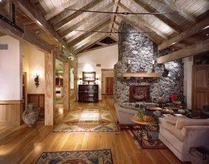 Фото Интерьер деревенского дома - 22052017 - пример - 052 Interior of a country house