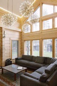Фото Интерьер деревенского дома - 22052017 - пример - 054 Interior of a country house