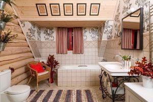 Фото Интерьер деревенского дома - 22052017 - пример - 056 Interior of a country house