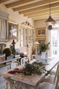 Фото Интерьер деревенского дома - 22052017 - пример - 058 Interior of a country house