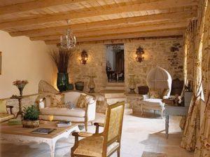 Фото Интерьер деревенского дома - 22052017 - пример - 082 Interior of a country house
